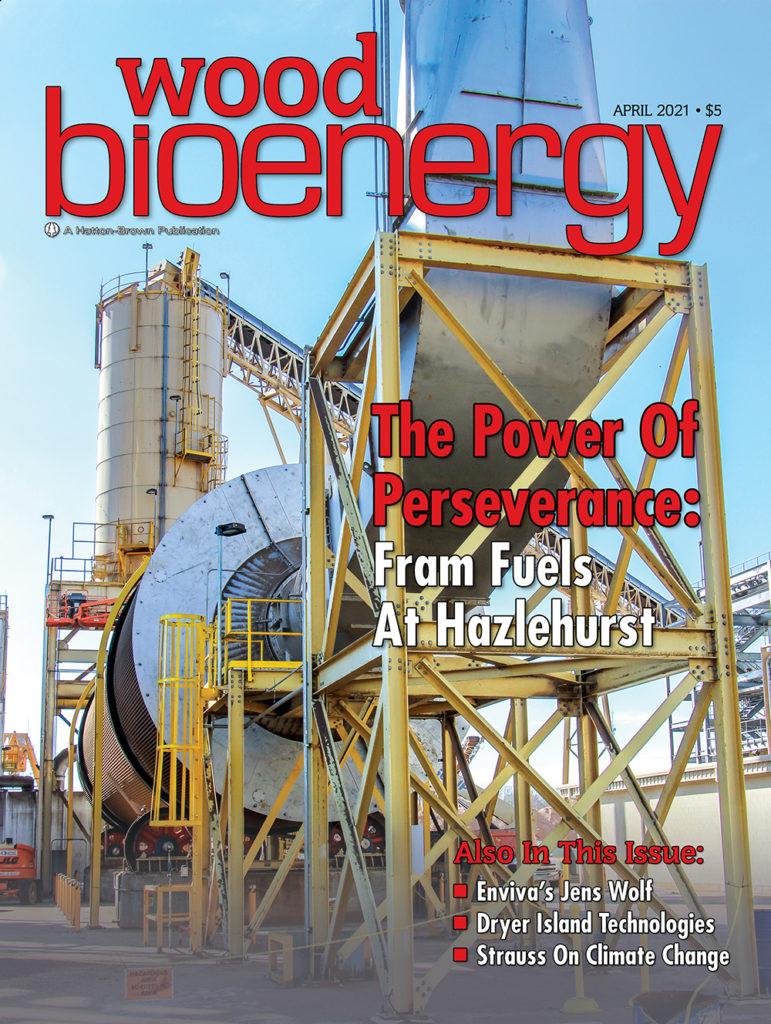 Wood Bioenergy April 2021