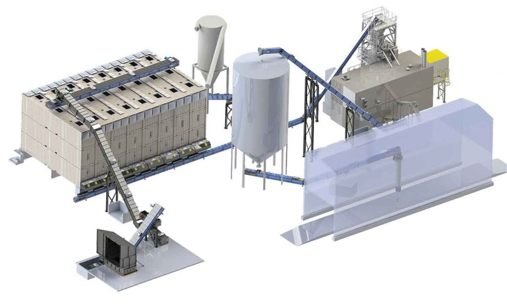 Drax Satellite Mills Go With BE&E